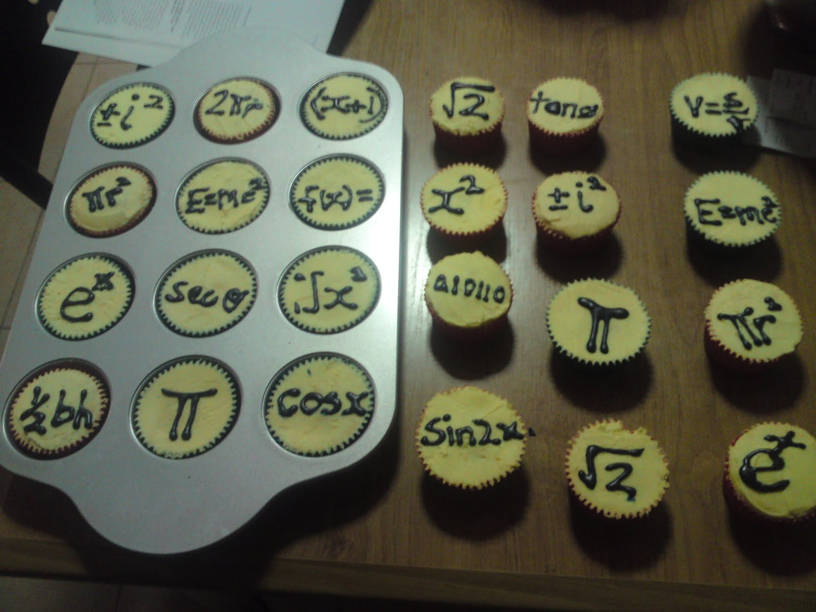 nerd cupcakes  video games  twitter  twilight  iphone