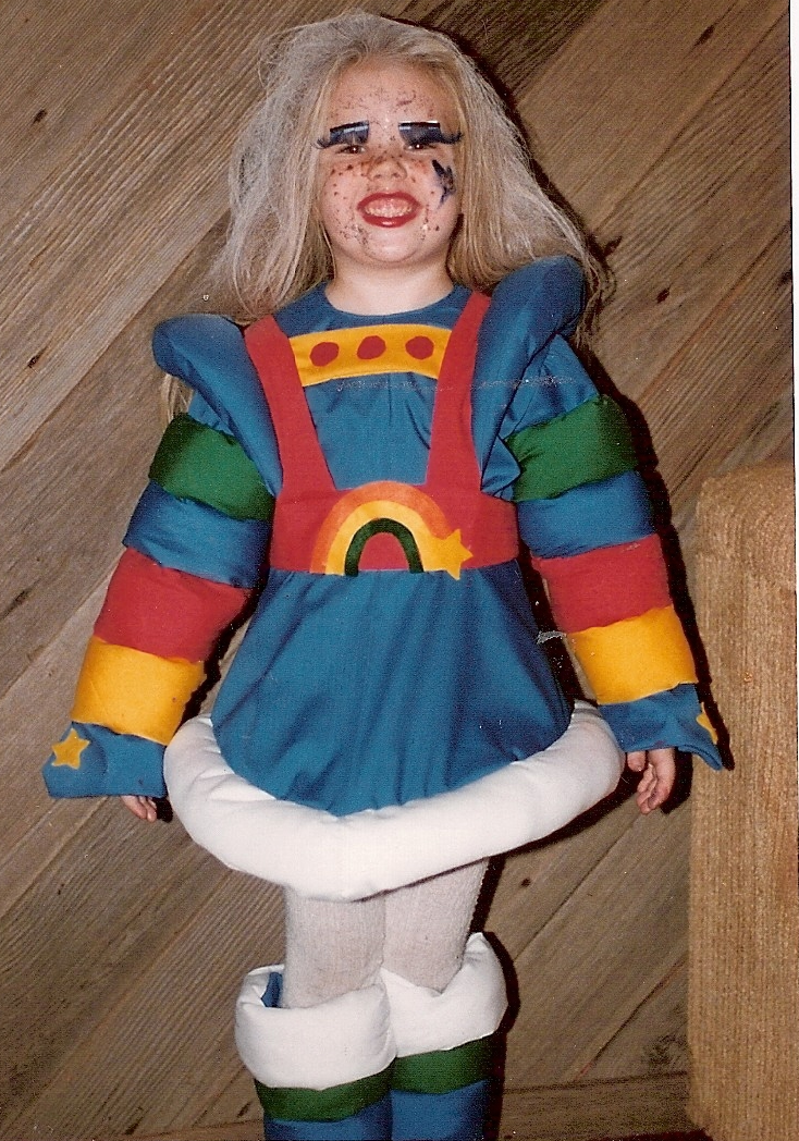 What was your all-time favorite Halloween costume? & halloween   BreCakes